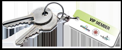 Keytag and keychain